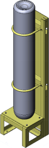 ASCR50 Air Storage Cylinder