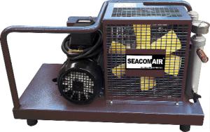 SCA100E compact compressor
