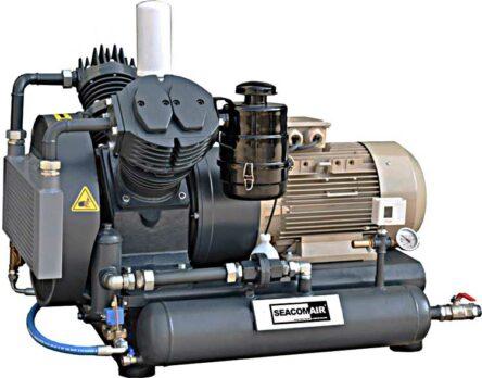 SCA-PH1600-40 Low Pressure Piston Compressor