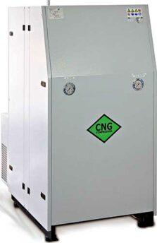 SCA500CNG Silent Compressor