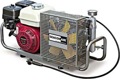 SCA100GH55SS Portable Compressor