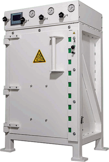 CFS-2MSD Containment Fill Station
