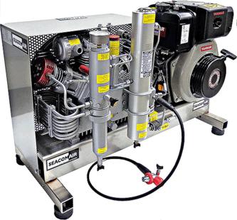 SCA265DY9OSS High Pressure Compressor