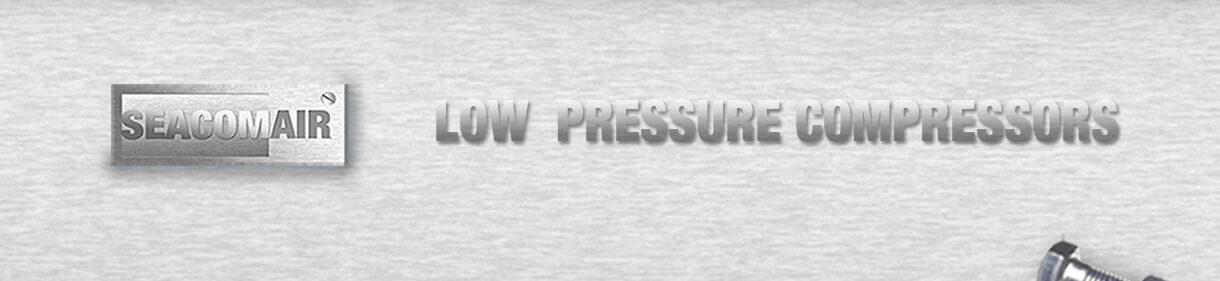 SeaComAir Low Pressure Compressors