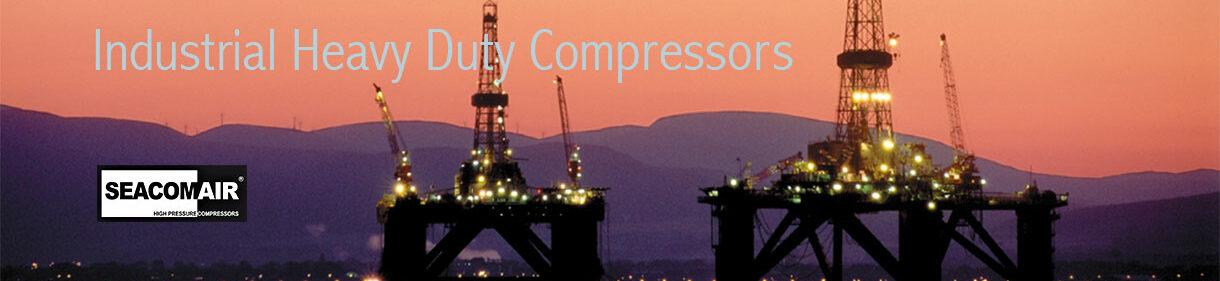 Industrial Heavy Duty Compressors