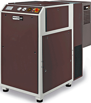 SeaComAir-ORPKSR5000-15 Low Pressure Screw Air Compressor