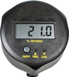 O2 Oxygen Digital Analyzer