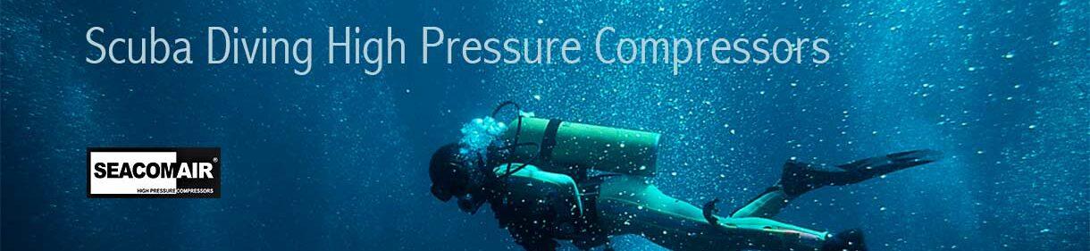 Scuba Diving High Pressure Compressors