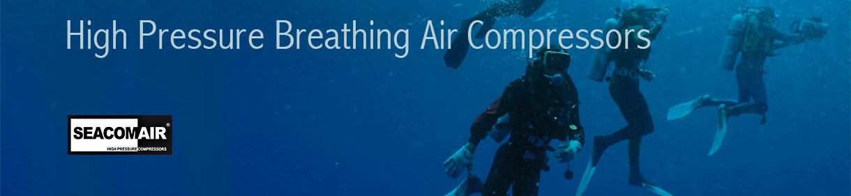 High Pressure Breathing Air Compressors