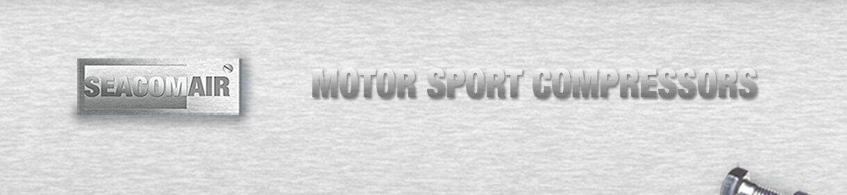 SeaComAir Motor Sport Compressors